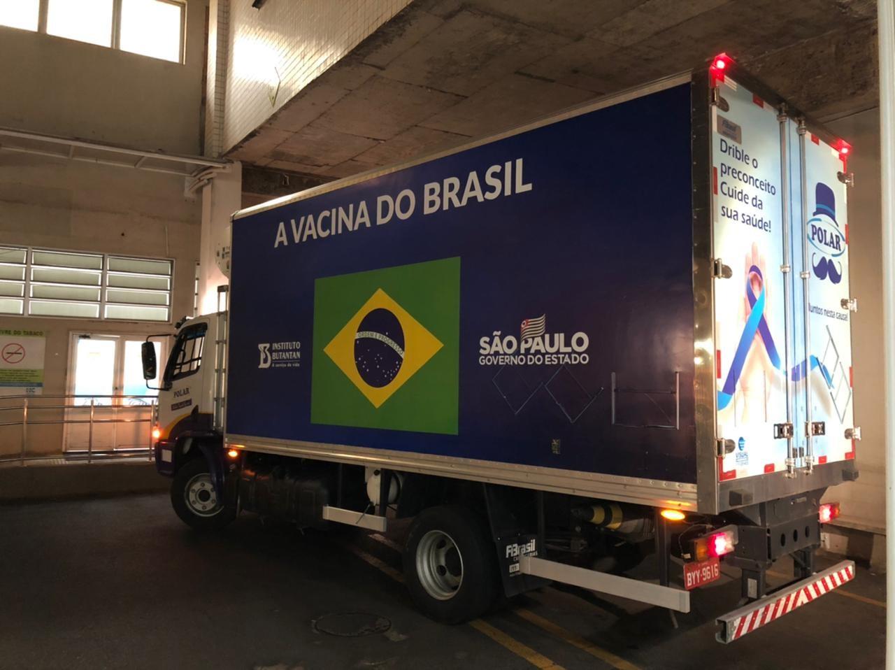 Vacinação contra a Covid-19 começa nesta terça-feira (19) em profissionais da saúde do HC em Ribeirão Preto