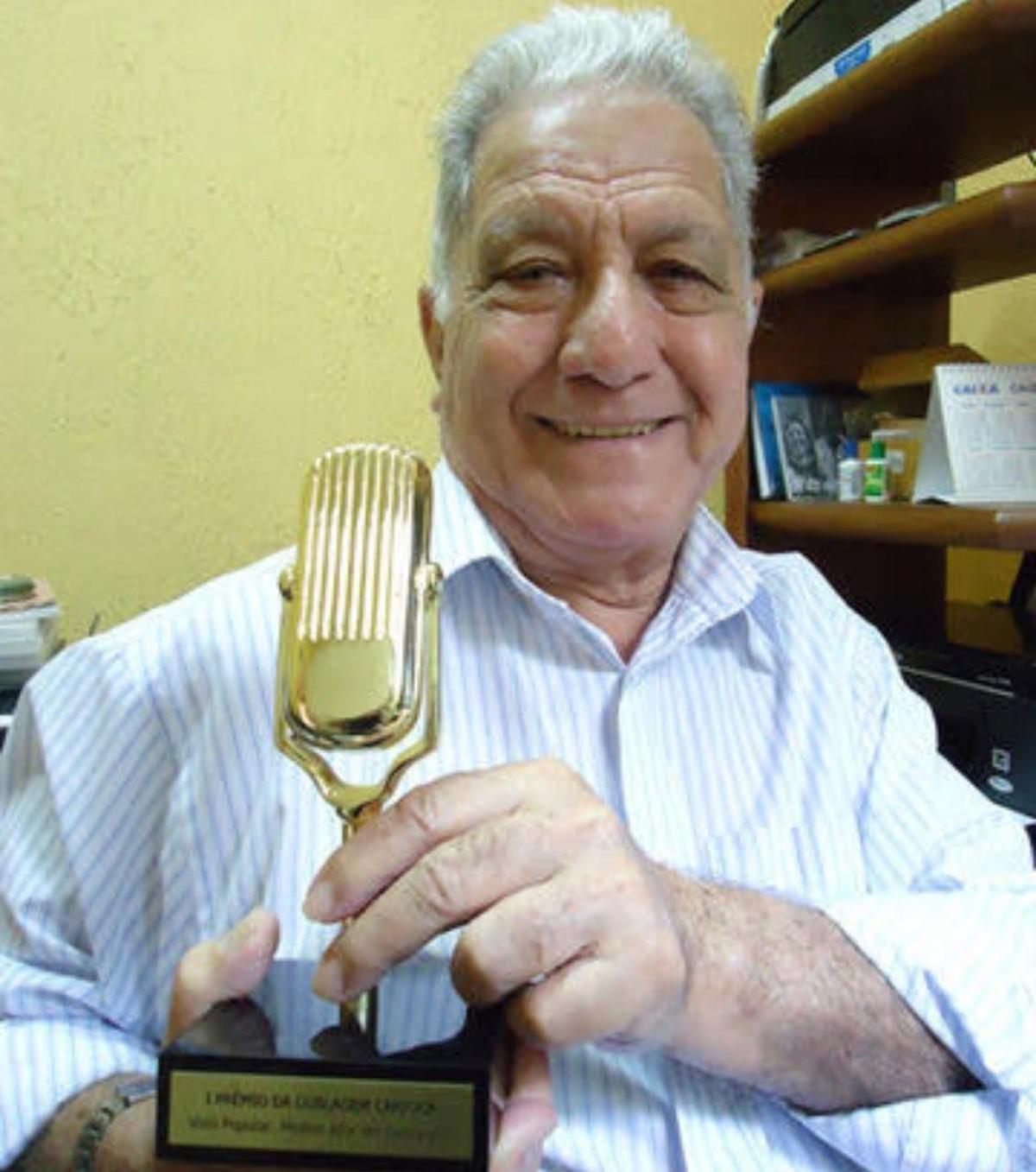 Dublador Mário Monjardim, a voz do Salsicha e do Pernalonga, morre no Rio aos 86 anos   Rio de Janeiro