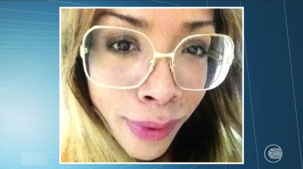 Corpo de Makelly Castro foi encontrado cheio de hematomas e com roupas íntimas (Foto: Reprodução/TV Clube)