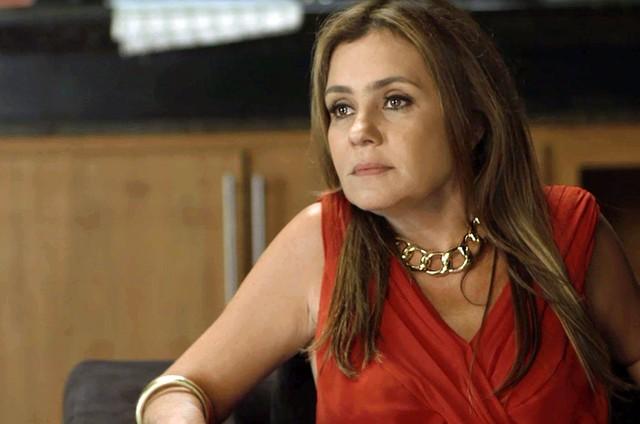 'Segundo Sol': Adriana Esteves é Laureta (Foto: TV Globo)