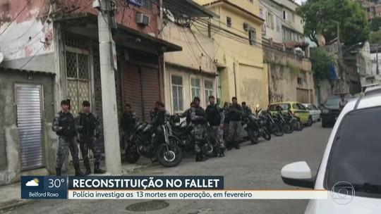 Polícia investiga 13 mortes durante operação no Fallet, em fevereiro