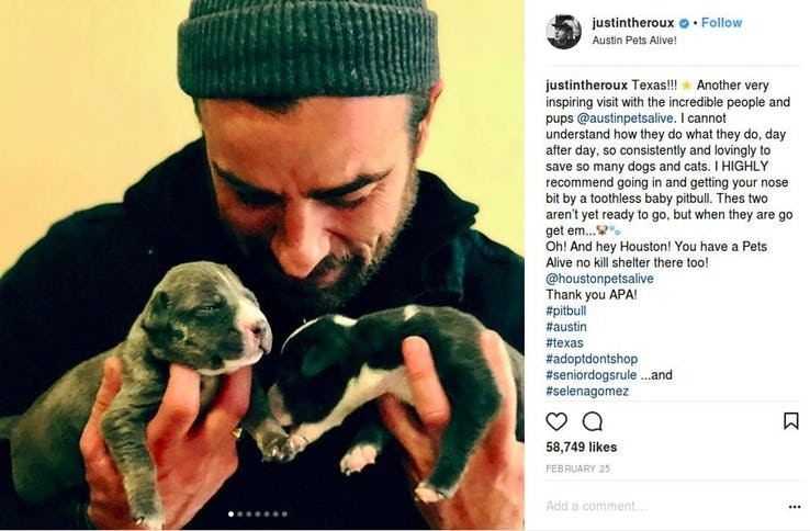 Justin Theroux (Foto: Instagram)