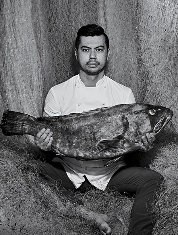 Peixe (Foto: Maurício Nahas)