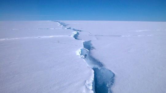 Ponto continental mais profundo da planeta é encontrado na Antártida