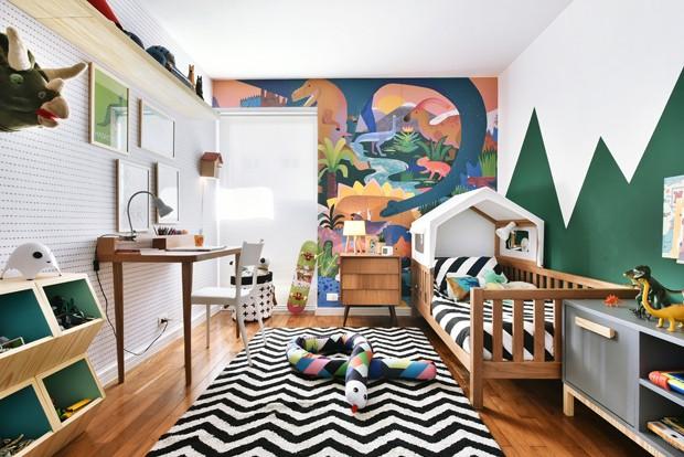 Decoração: 19 Quartos Verdes E Belos - Casa Vogue