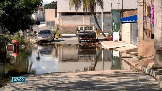 Cheia na Lagoa Juparanã ainda prejudica moradores de Linhares, ES