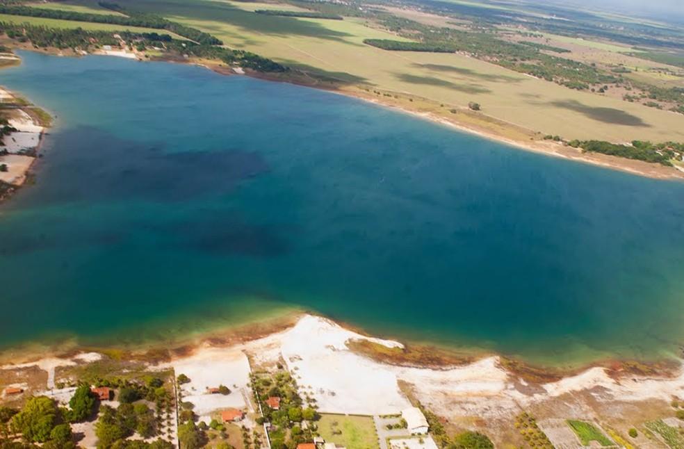 Lagoa do Bonfim fica em Nísia Floresta, na Grande Natal (Foto: AllanTrigueiro Soares)