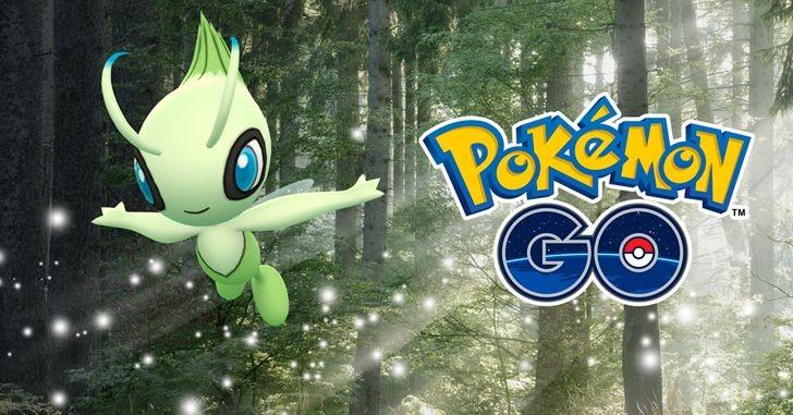 'Pokémon Go' lança o mítico Celebi em atualização do jogo 2