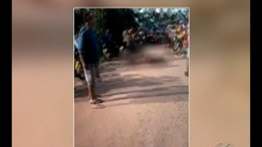 Vídeo registra execução de homem durante cortejo fúnebre no Pará