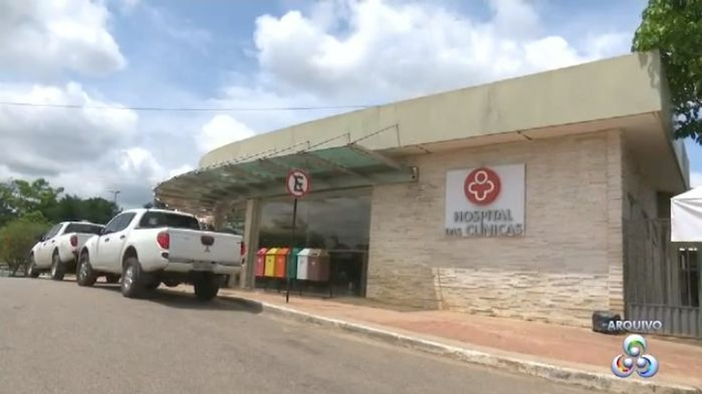Hospital das Clínicas adia cirurgias por falta de luva e fio de sutura em Rio Branco (Foto: Reprodução/Rede Amazônica Acre )