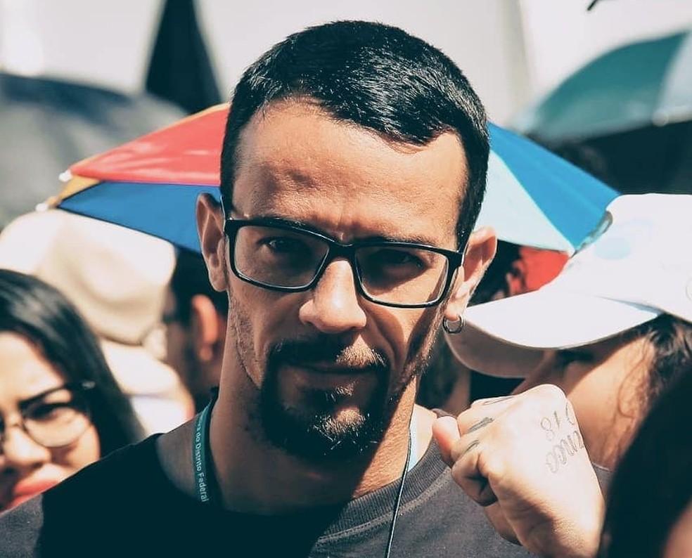 O escritor, palestrante e ativista social Emerson Franco — Foto: Emerson Franco/Facebook/Reprodução