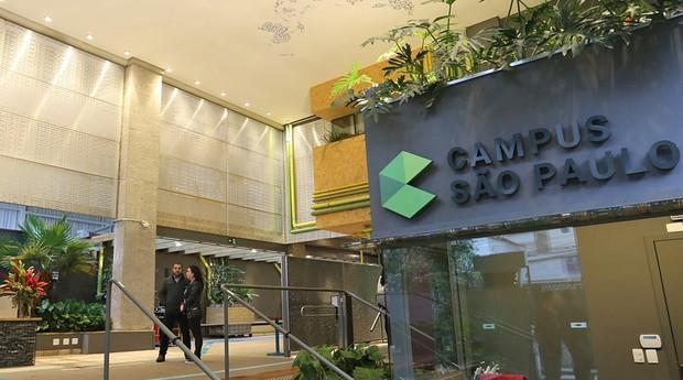 Google Campus São Paulo (Foto: Prefeitura de São Paulo)
