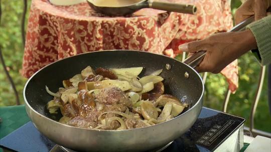 Comida da Macedônia do Norte é conhecida por ser muito saudável
