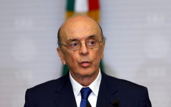 José Serra (Foto: REUTERS/Henry Romero)