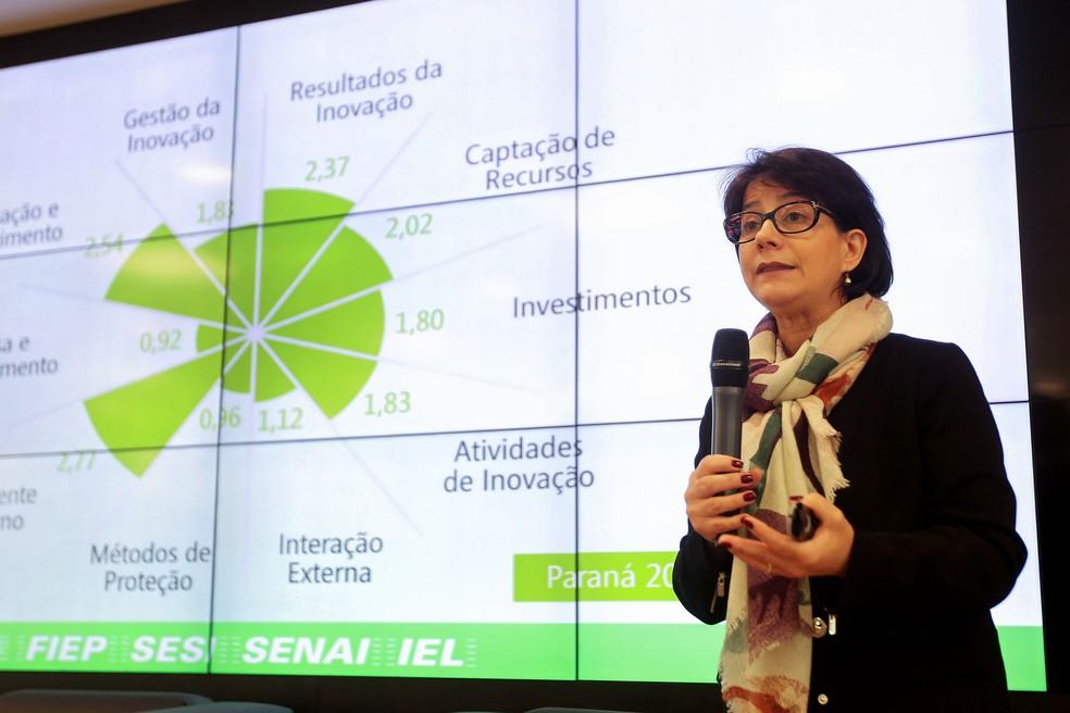 As Bússolas da Inovação e da Sustentabilidade levam às indústrias do Paraná um panorama sobre diferentes áreas de negócios.  (Foto: Gelson Bampi)