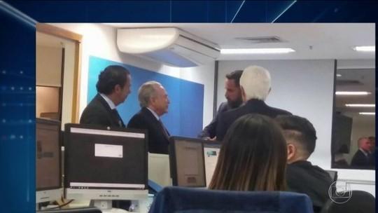 Agência com contrato do Planalto emprega marqueteiro de Temer