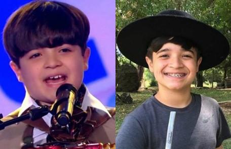 Thomas Machado foi o vencedor da segunda temporada do programa. O cantor segue fazendo shows pelo país Reprodução