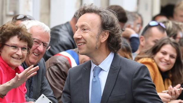Stéphane Bern é uma das personalidades mais conhecidas na França (Foto: Getty Images)