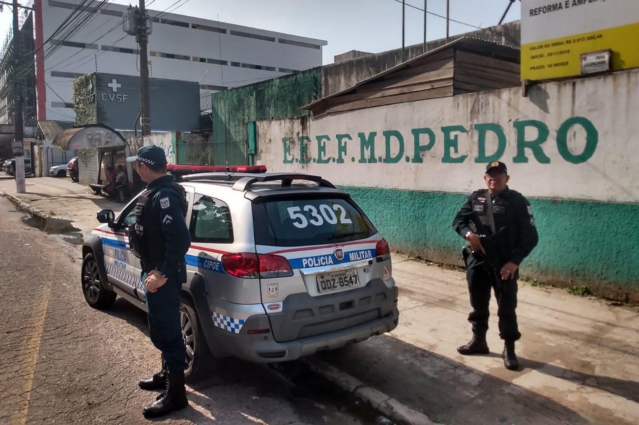 Nove cidades do Pará registraram queda de energia durante o segundo dia de provas do Enem, afirma Segup