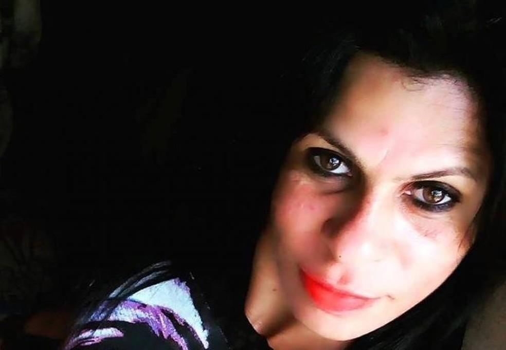 Luciana Dantas dos Santos tinha  37 anos. (Foto: Arquivo pessoal)