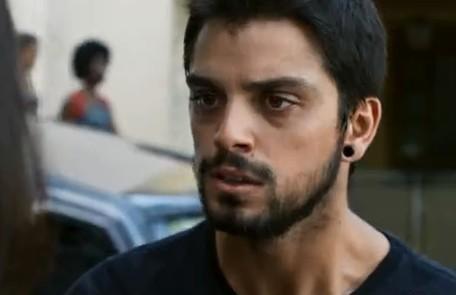 Na terça (14), Bruno (Rodrigo Simas) voltará da Europa e dirá para Laila que ainda a ama Reprodução