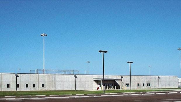 A prisão federal de Yazoo, no Mississipi (Foto: BBC/Federal Bureau of Prisons)