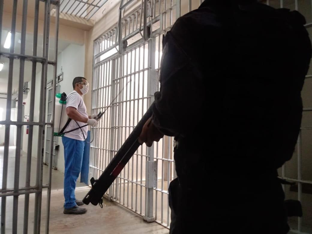 Visitas em unidades prisionais do RN são suspensas por mais 30 dias por causa do coronavírus