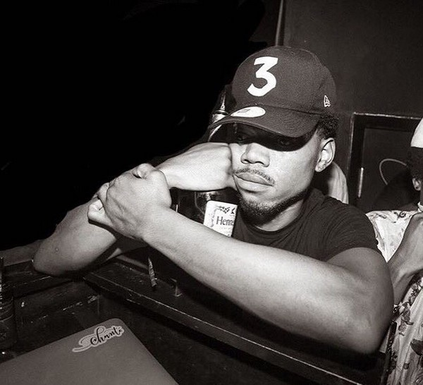O músico Chance The Rapper (Foto: Instagram)