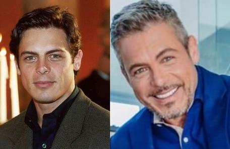 Luigi Baricelli interpretou Fred, filho mais velho de Helena. O ator, que apresentou o reality 'À primeira vista', da Band, em 2017, hoje é empreendedor TV Globo / Reprodução