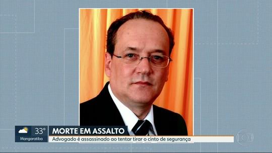 Advogado é morto em tentativa de assalto na Zona Norte do Rio