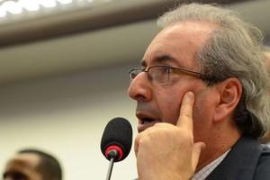 O líder do PMDB na Câmara, Eduardo Cunha (Foto: Agência Brasil)
