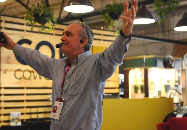 Mark Lund, do Brazil Academic Tours (Foto: Rafael Jota/Editora Globo)