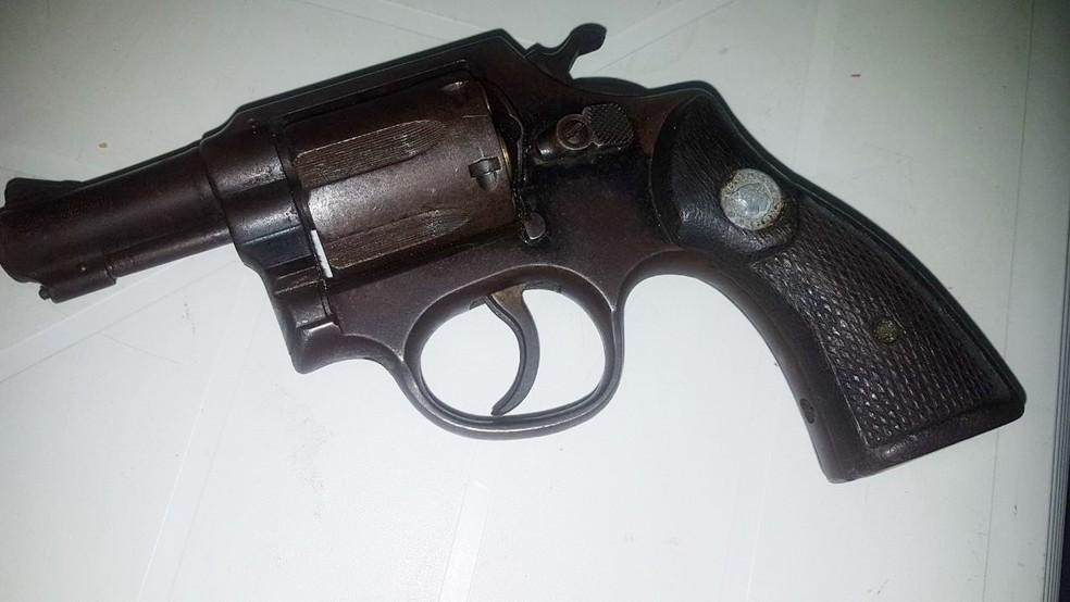 Fórum de Segurança reclama que muitos aperadores trabalham com armas velhas (Foto: Cedida/Foseg)