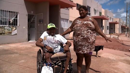 Moradores cobram reparos em residencial no Benedito Bentes