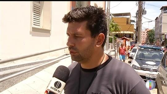 Presos pela morte de Loalwa Braz chegam a presídio em Bangu, no RJ
