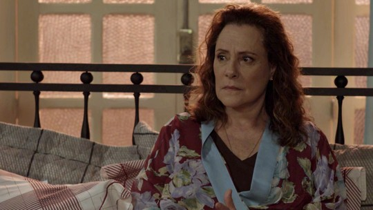 Arlete faz revelação para Júlio: 'Encobri um crime de morte'
