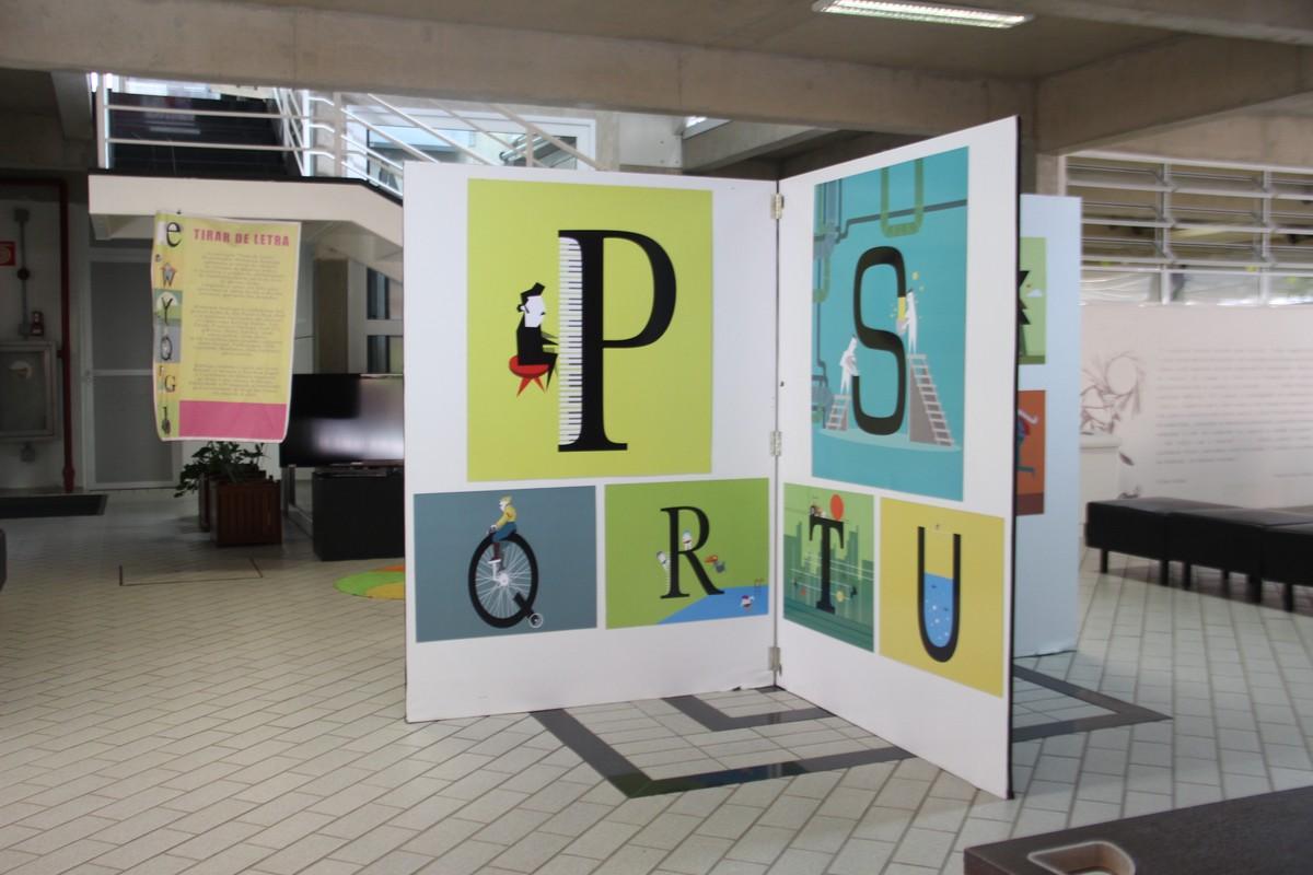 Estação Literária, em Guararema, promove exposições com entrada gratuita