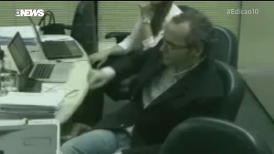 VÍDEO: Funaro relata propina, pedido de Temer e empréstimo de helicóptero para campanha de Chalita em 2012