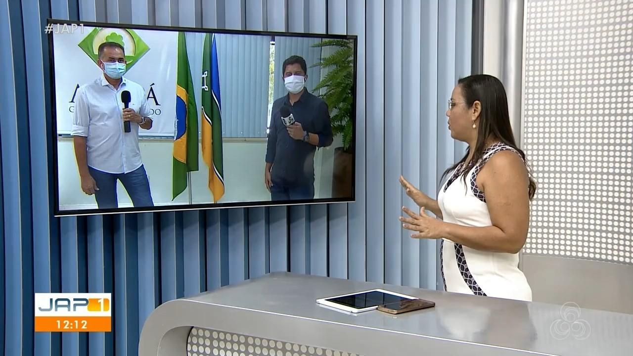VÍDEOS: JAP1 de quarta-feira, 3 de junho