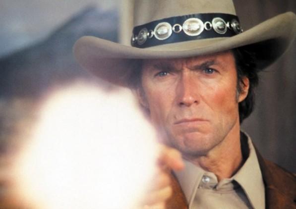 Em cena do filme 'Bronco Billy', de 1980