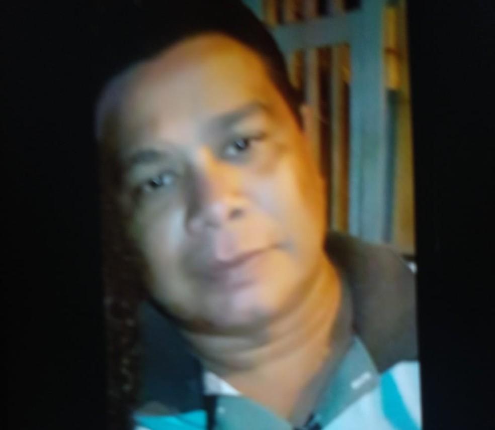 Suspeito é considerado foragido  — Foto: Polícia Civil/MT