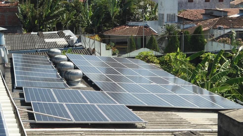 Panificadores potiguares investem em energia solar como diferencial — Foto: Constep Energia