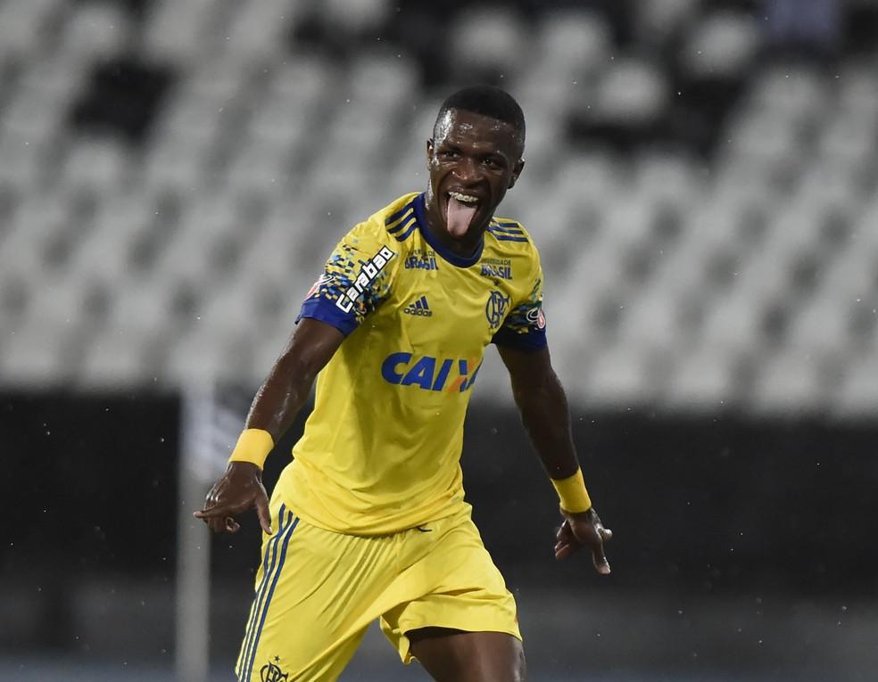 Vinícius Junior foi convocado para defender a Seleção sub-20 no fim de março (Foto: André Durão / GloboEsporte.com)