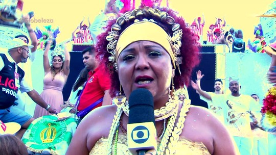 Mulher de Arlindo Cruz fala de homenagem da X-9 Paulistana: 'Não tem mais lágrimas para sair'