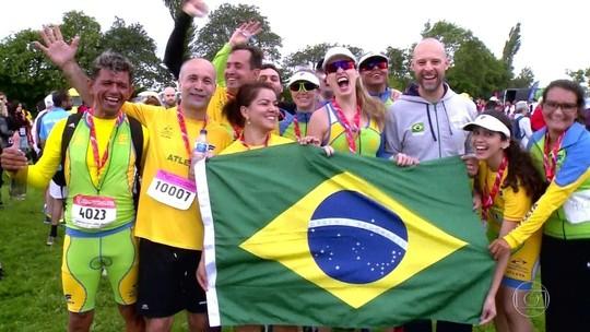 Brasileiros participam dos Jogos Mundiais de Transplantados