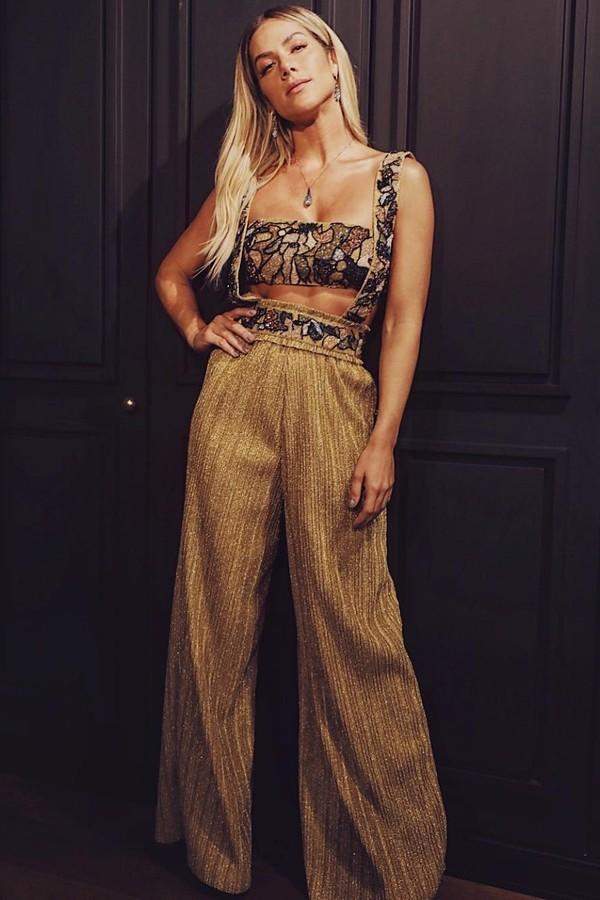 Giovanna Ewbank no Geração Glamour (Foto: Instagram)