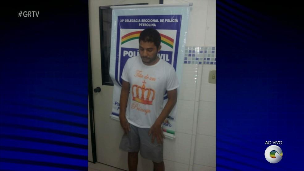 Ivan foi condenado a 31 anos de prisão  — Foto: Reprodução/ TV Grande Rio