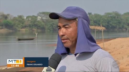 Pescadores que dependem da atividade ficam desesperados com proibição da pesca