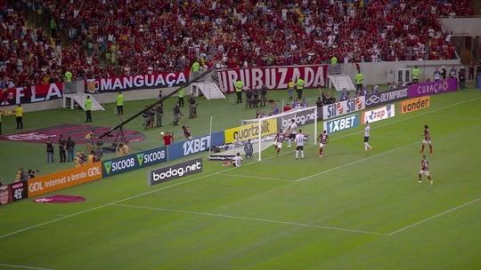 Valentia dá vitória, mas não ameniza aula de organização do Athletico sobre o Flamengo