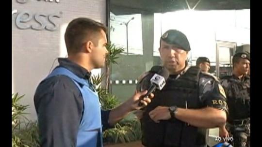 Após perseguição policial, suspeitos invadem hotel na BR-316